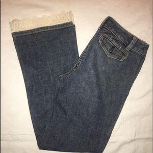 Ann Taylor Jeans size 4 petite